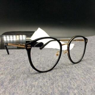 CHANEL - シャネル CHANEL 2133 メガネ フレーム サングラス ブラック