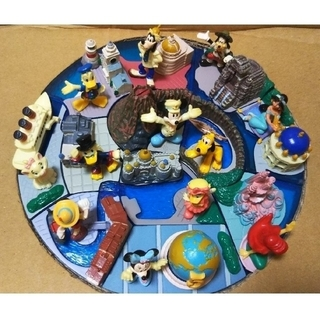 Disney - 週末限定出品❗美品✨ディズニーシー5周年フィギア ディズニーに行った気分に(^
