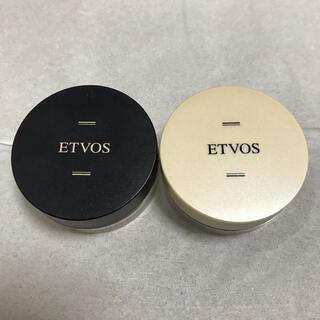エトヴォス(ETVOS)のETVOS エトヴォス マットスムース ナイトミネラル ファンデーション(フェイスパウダー)