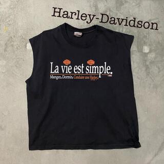 ハーレーダビッドソン(Harley Davidson)のハーレー タンクトップ(タンクトップ)