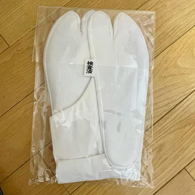 足袋 22.5cm レディースの水着/浴衣(和装小物)の商品写真