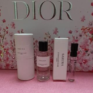 Dior - メゾンクリスチャン・ディオールサクラ