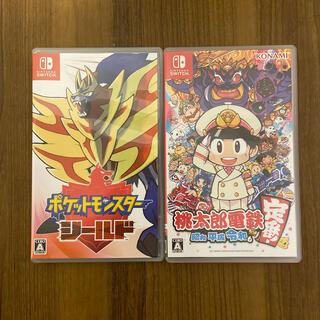 Nintendo Switch - Switch 電鉄  & ポケモン シールド セット