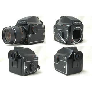 マミヤ(USTMamiya)の美品 マミヤ M645 1000S SEKOR C 55mm #842251(フィルムカメラ)