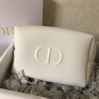 Dior - Dior  ディオール ポーチ ノベルティ ホワイト