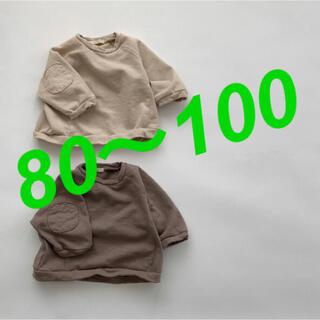 コドモビームス(こども ビームス)の韓国 子供服 男の子 女の子 新品 mtm シンプル anggo スウェット(トレーナー)