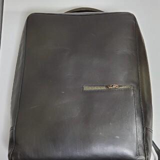マザーハウス(MOTHERHOUSE)のマザーハウス アンティークスクエアバックパック Motherhouseリュック鞄(バッグパック/リュック)
