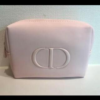 Dior - DIOR ディオール ノベルティポーチ ピンク