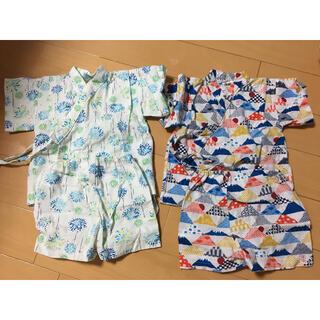 アカチャンホンポ(アカチャンホンポ)の甚平 ベビー服(甚平/浴衣)