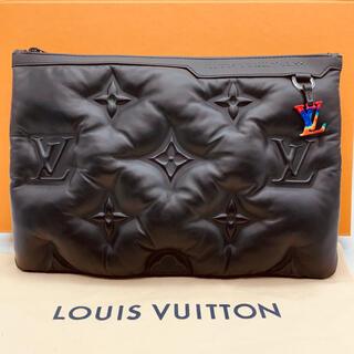 LOUIS VUITTON - 新品同様‼️激レア‼️ルイヴィトン レザークラッチ M68775