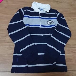 ジェイプレス(J.PRESS)のJPRESSラガーシャツ130(Tシャツ/カットソー)