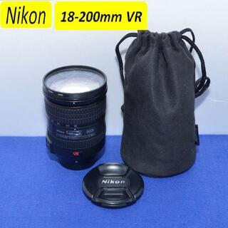 Nikon - ❤Nikon DX AF-S 18-200mm G ED VRレンズ❤