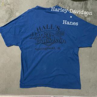 ヘインズ(Hanes)のハーレー×ヘインズ シャツ(Tシャツ/カットソー(半袖/袖なし))