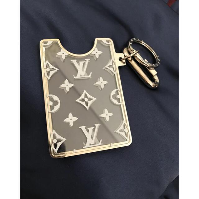 LOUIS VUITTON(ルイヴィトン)のLOUIS VUITTON ルイヴィトン パスケース カードケース レディースのファッション小物(パスケース/IDカードホルダー)の商品写真