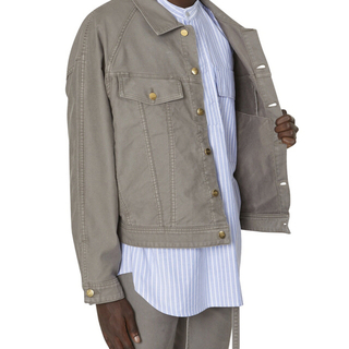 FEAR OF GOD - Fear of God 6th Trucker Jacket Grey L