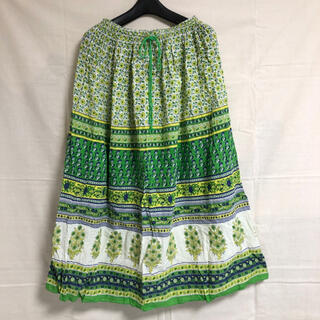 JOURNAL STANDARD - インド綿ロングスカート