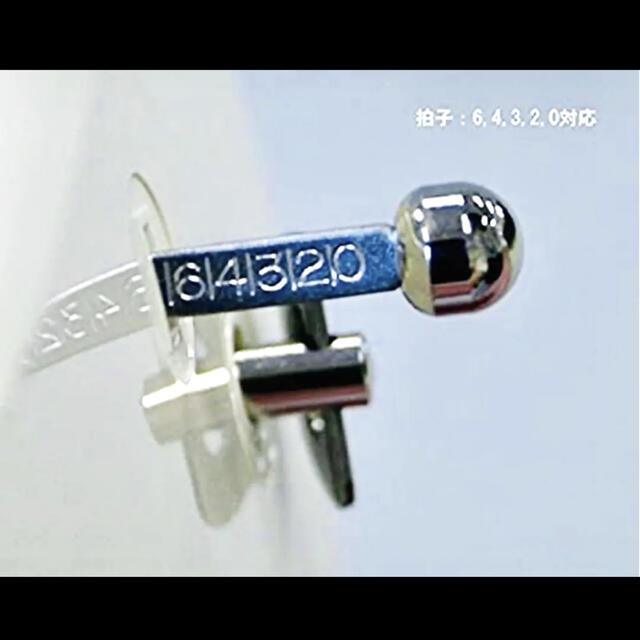 NIKKO(ニッコー)の日工/ニッコー メトロノーム スタンダード ブリリアントレッド 222 楽器の楽器 その他(その他)の商品写真