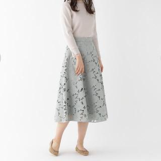 エージーバイアクアガール(AG by aquagirl)の【りーたん様専用】AG by aquagirl レーススカート(ひざ丈スカート)