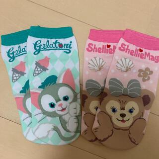 Disney - ディズニーシー シェリーメイ ジェラトーニ 靴下