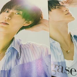 TVfan CROSS 2020年 Vol.35 King&Prince 永瀬廉(アート/エンタメ/ホビー)