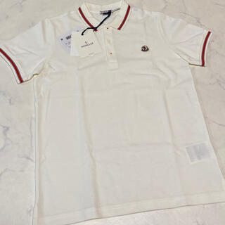 MONCLER - 正規保証 新品未使用 モンクレール 半袖ポロシャツ 定番モデル