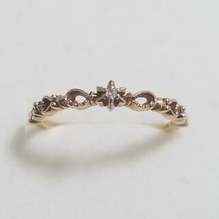ノジェス(NOJESS)の✨限定品✨【ノジェス】K10YG ダイヤモンドリング(リング(指輪))