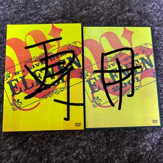 B'z LIVE-GYM 2001 -ELEVEN- DVD