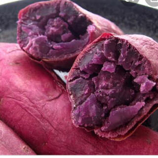 ☆希少☆ 茨城県産 紫芋 ふくむらさき(野菜)
