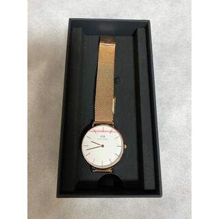 ダニエルウェリントン(Daniel Wellington)のダニエルウェリントン 腕時計 ローズゴールド(腕時計)