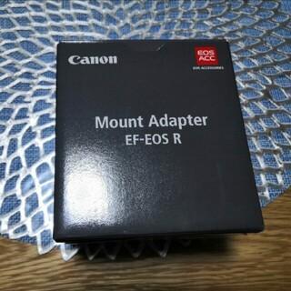 Canon - Canon EF-EOS R マウントアダプター キヤノン