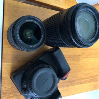 Nikon - 【美品】【値下げ中】Nikon D5600 ダブルズームキット