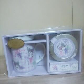 マイメロディ - クロミちゃん ルピシア マグカップ 空缶