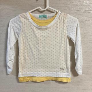 ハッカキッズ(hakka kids)の保育園用【hakka kids】Tシャツ♡100(Tシャツ/カットソー)