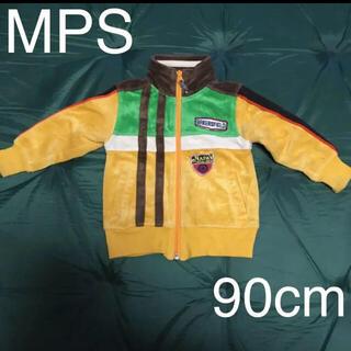 エムピーエス(MPS)の訳あり MPS ジャンパー 90cm(ジャケット/上着)