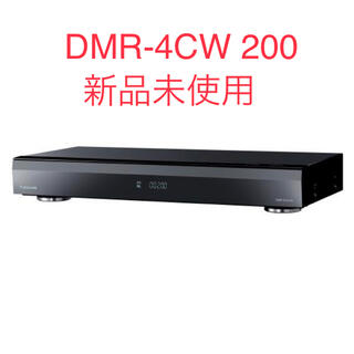 Panasonic - パナソニック Panasonic DMR-4CW200 新品未開封品