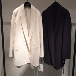 DOUBLE STANDARD CLOTHING - ダブルスタンダードクロージング ロングジャケット 黒
