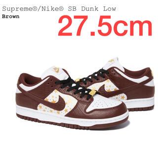 Supreme - 【US9.5】Supreme:Nike SB dunk  27.5cm