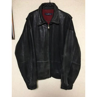 "NAUTICA - NAUTICA ""LEATHER JACKET"""