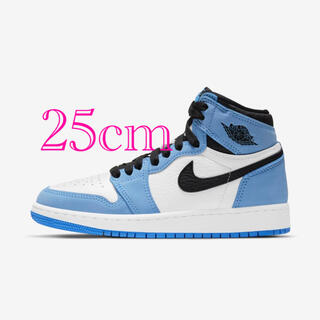 NIKE - NIKE AIR JORDAN 1 HIGH GS 25cm