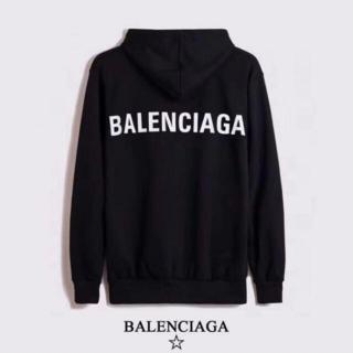 Balenciaga - バレンシアガ パーカーフード 付き 2枚14000円男女兼用