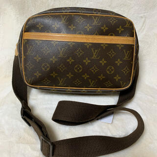 LOUIS VUITTON - ルイヴィトン リポーターPM