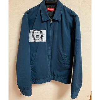Supreme - supreme Akira work jacket 美品