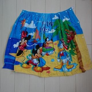Disney - ラップタオル ディズニー