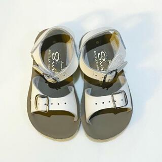 キャラメルベビー&チャイルド(Caramel baby&child )のsaltwater sandals surfer size 6(サンダル)
