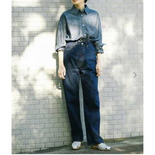 JOURNAL STANDARD - 【CIOTA / シオタ】スビンコットン 11.5OZハイウエストデニム