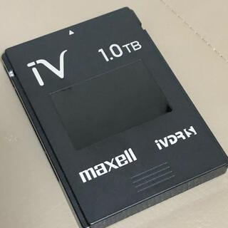 マクセル(maxell)のmaxell  IVDR-s 1TB(テレビ)