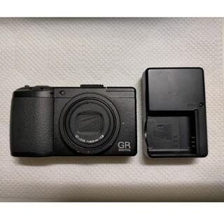 RICOH - RICOH GR DIGITAL III リコー デジタルカメラ