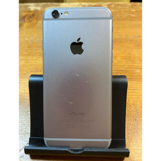 iPhone - iPhone616GB space gray au