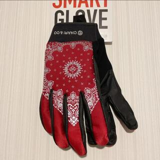 シュプリーム(Supreme)の新品未使用!タグ付きCHARI&CO スマートグローブ(手袋)