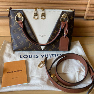 LOUIS VUITTON - 極美品♡LOUIS VUITTON Vトートbbモノグラム♡